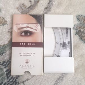 Anastasia Beverly Hills 5 Eyebrow Shaping Stencils